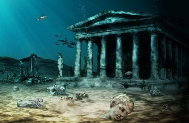 10 Things You Probably Don't Know About The Lost City Of Atlantis  7-atlantis
