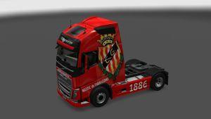 Volvo 2012 Nastic Tarragona Skin