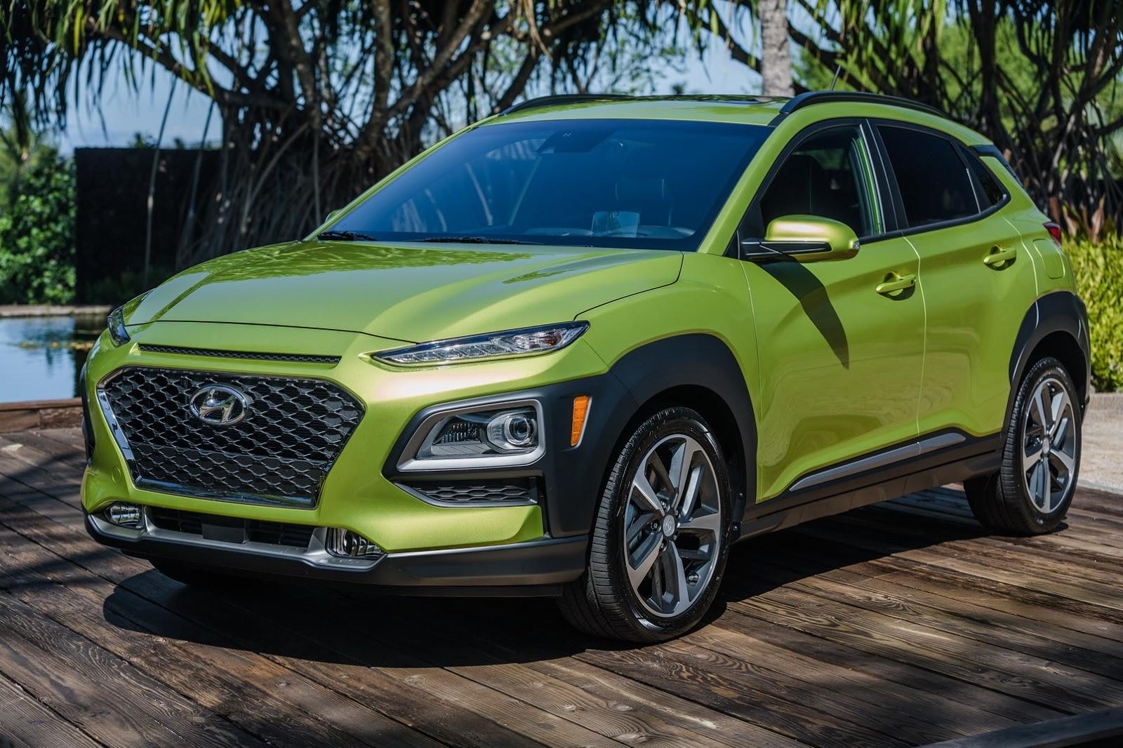 Apple Carplay Wireless >> 2018 Hyundai Kona Wants To Give Nissan Kicks A Run For Its Money | Carscoops