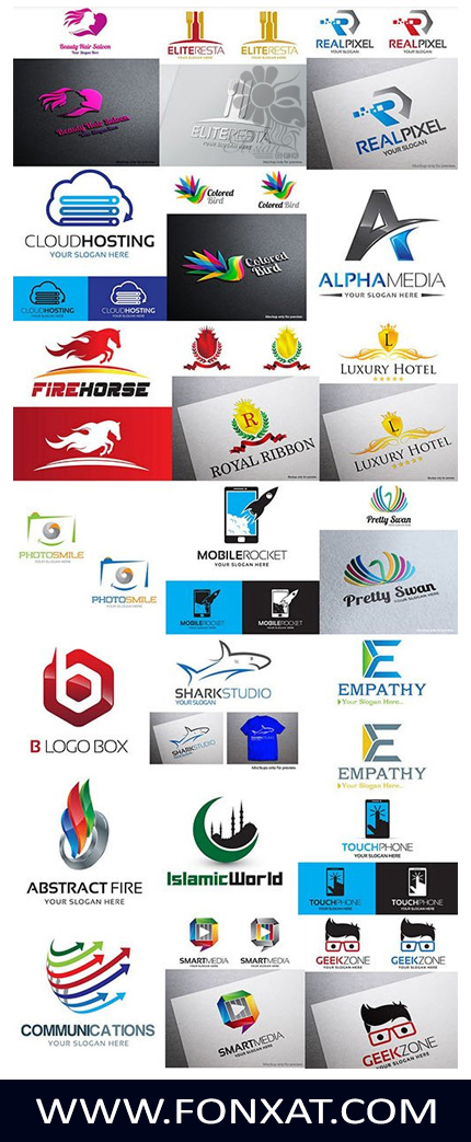 Download vector logo images fantasy4