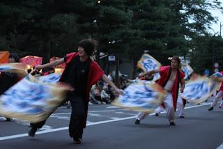 2014 Towada Fall Festival Yosakoi Dance 平成26年 十和田秋まつり よさこい