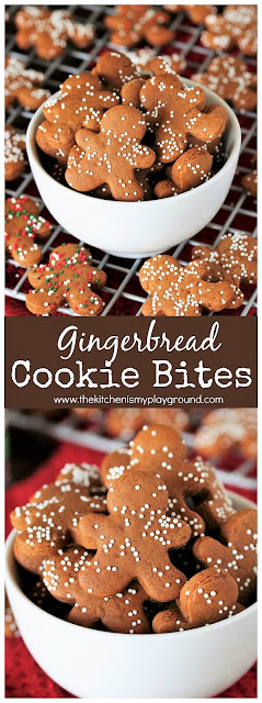 Gingerbread cookies with no frosting image