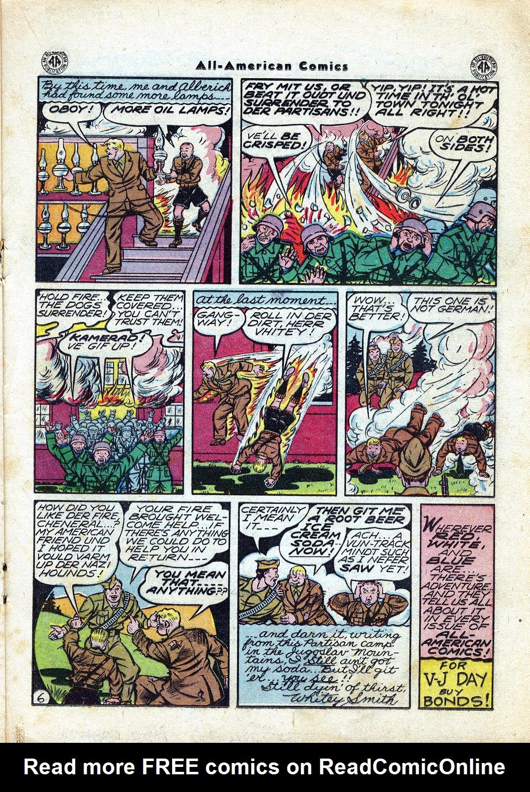 Read online All-American Comics (1939) comic -  Issue #69 - 30