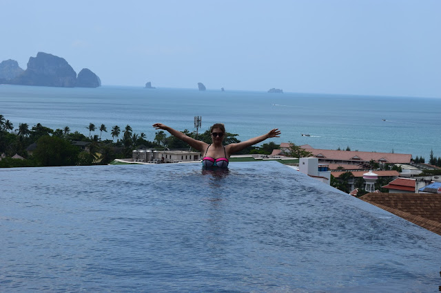 Aonang Cliff Beach Infinity Pool