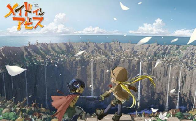 Anime Bagus Underrated  yang Jarang Ditonton/Direkomendasi - Made in Abyss