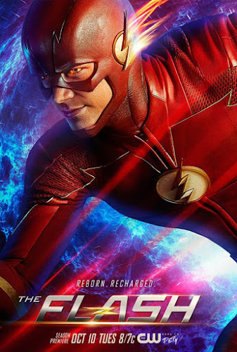 The Flash Temporada 4 (HDTV 720p Ingles Subtitulada) (2017)