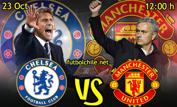 Ver stream hd youtube facebook movil android ios iphone table ipad windows mac linux resultado en vivo, online: Chelsea vs Manchester United