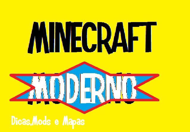 Minecraft moderno for Minecraft moderno