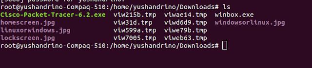 Cara Merubah Background GRUB Dengan Mudah Di Linux