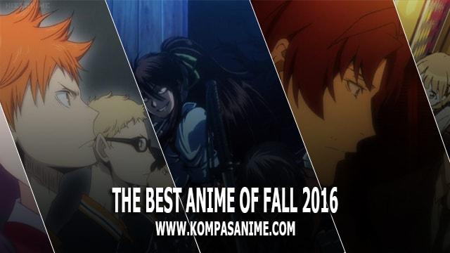12 Rekomendasi Anime Fall 2016 Terbaik