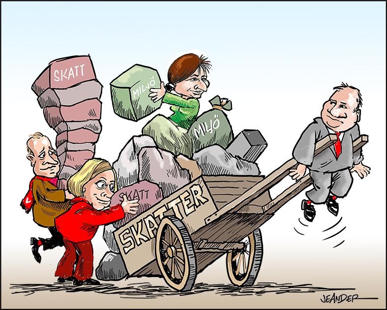 JEANDERS BILDBLOGG: Regeringens budget...