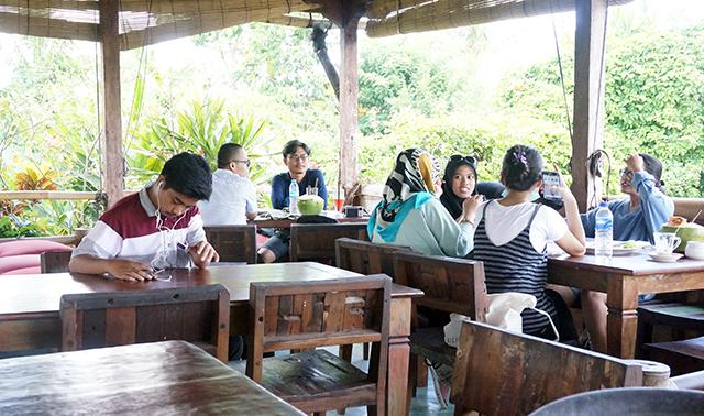 Review Restoran Sari Organik Ubud Bali