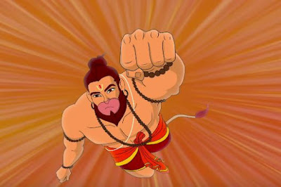 Hanuman Da Damdaar Movie Official Trailer released