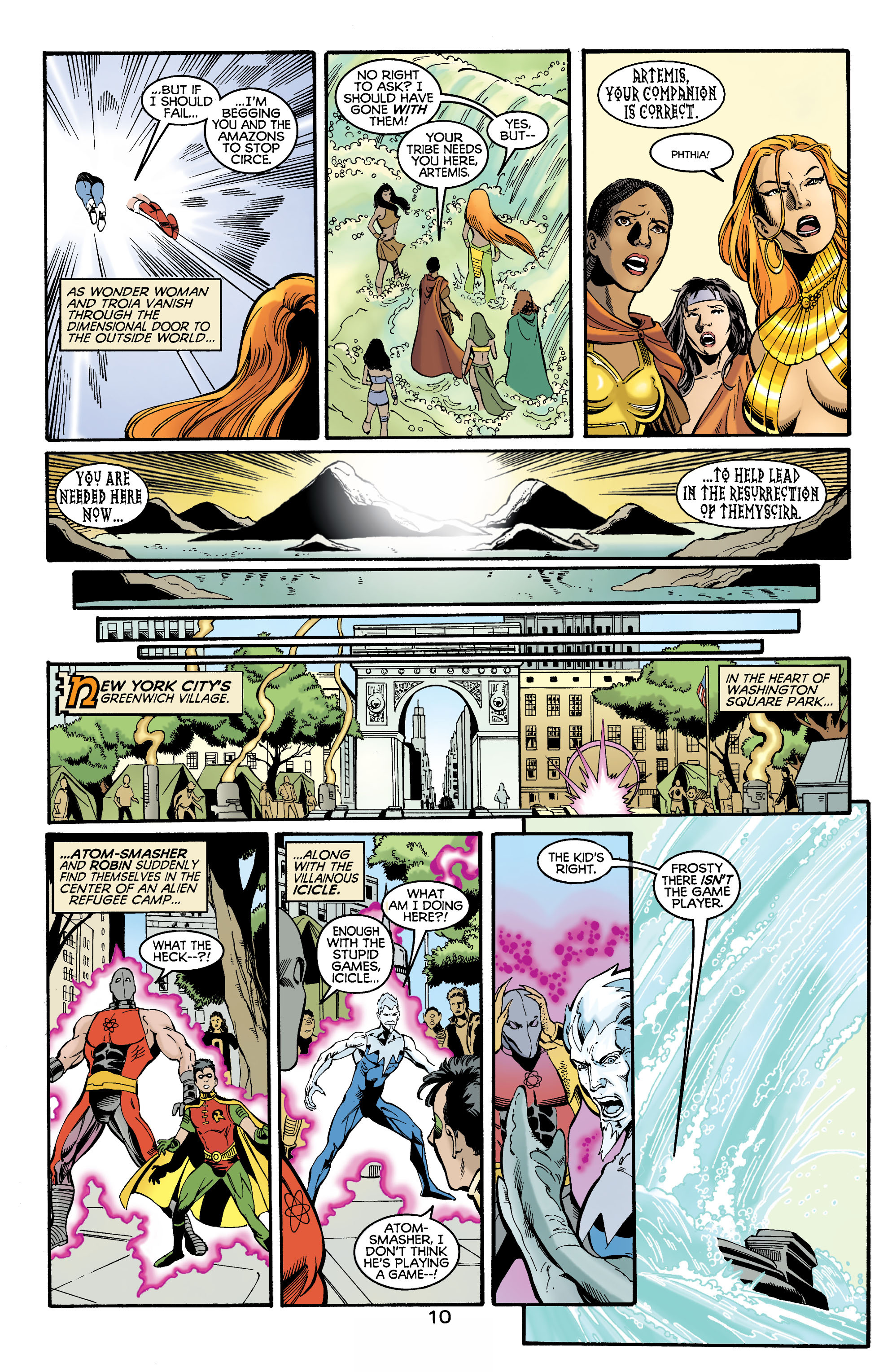 Read online Wonder Woman (1987) comic -  Issue #174 - 11