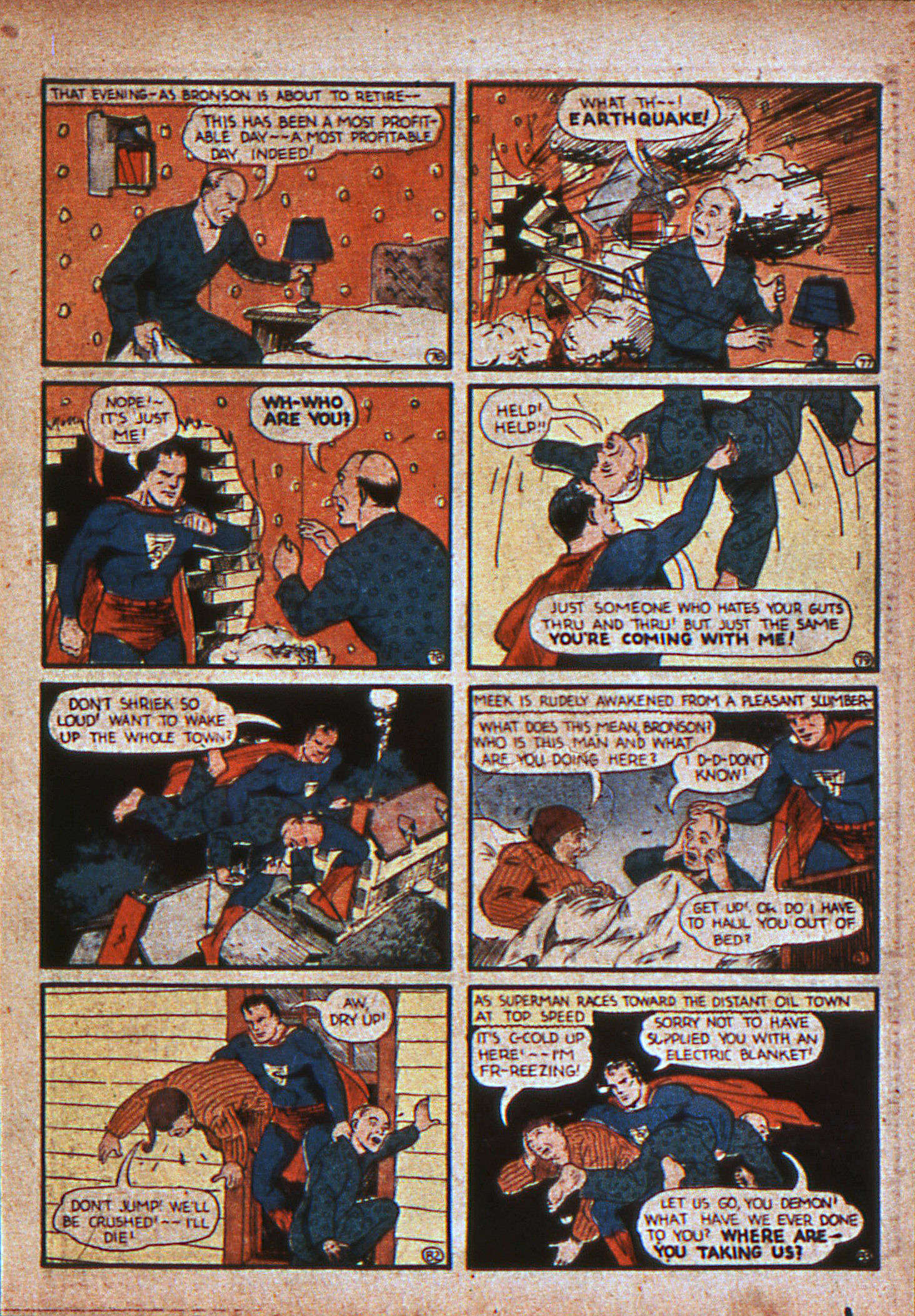Action Comics (1938) 11 Page 13