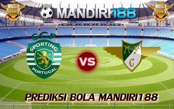 AGEN BOLA - Prediksi Sporting Lisbon vs Moreirense 27 Februari 2018