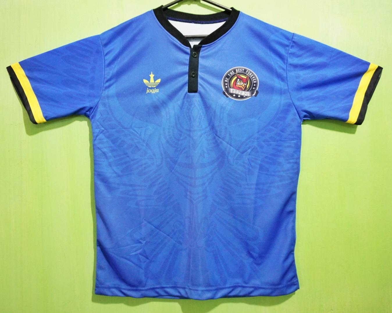 Bikin Jersey Futsal Printing Jogja Rochester Pembuatan Bola Kaos Racingkostum Kostum Futsalkaos