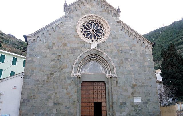 Chiesa di San Lorenzo em Manarola