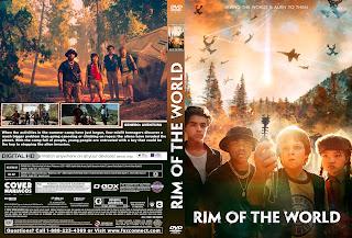 RIM OF THE WORLD-CAMPAMENTO EN EL FIN DEL MUNDO 2019 (COVER DVD+BLU-RAY)