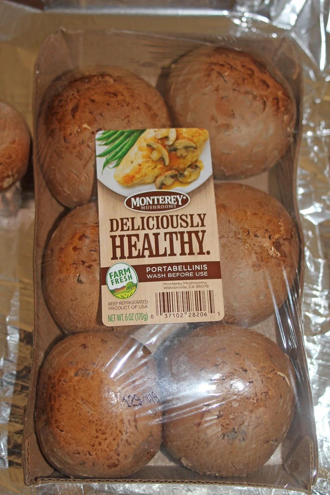 How To Cook Marinated Portobello Mushrooms