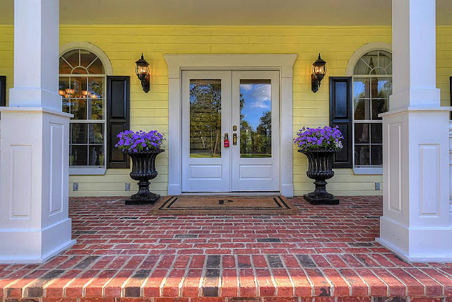 Southern Front Porch-House Hunting- From My Front Porch To Yours