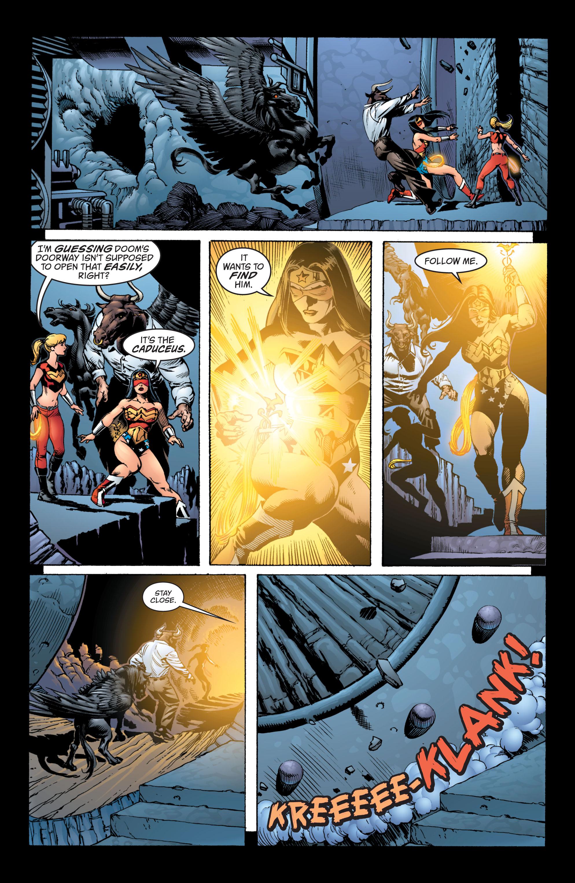 Read online Wonder Woman (1987) comic -  Issue #215 - 20
