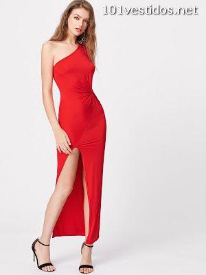 Vestidos de Graduación Rojos