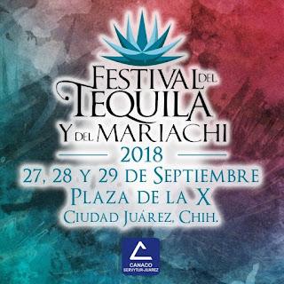 festival del tequila y del mariachi 2018 ciudad juárez