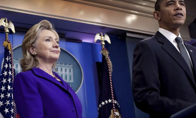 Emails show Obama covered up Hillary scandal