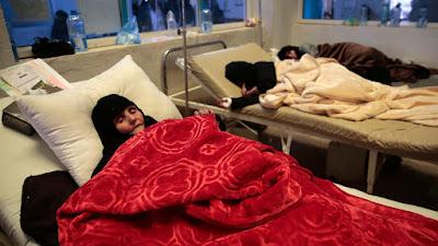 Kolera membunuh 923 di Yaman