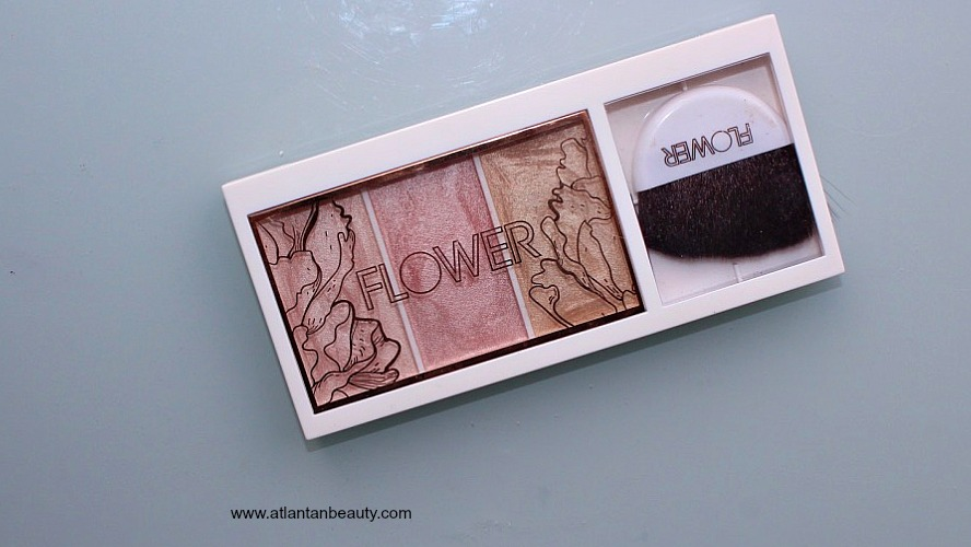 Flower Beauty's Shimmer and Strobe Highlighting Palette