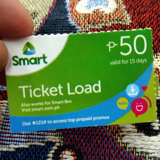Smart Ticket Load