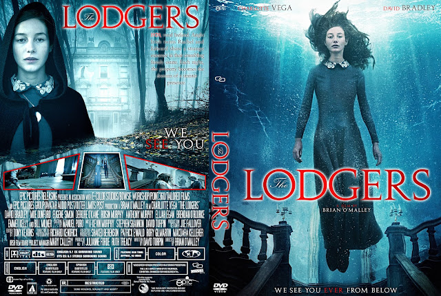 The Lodgers DVD Cover