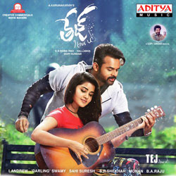 Tej I Love You (2018) Telugu Movie Audio CD Front Covers, Posters, Pictures, Pics, Images, Photos, Wallpapers