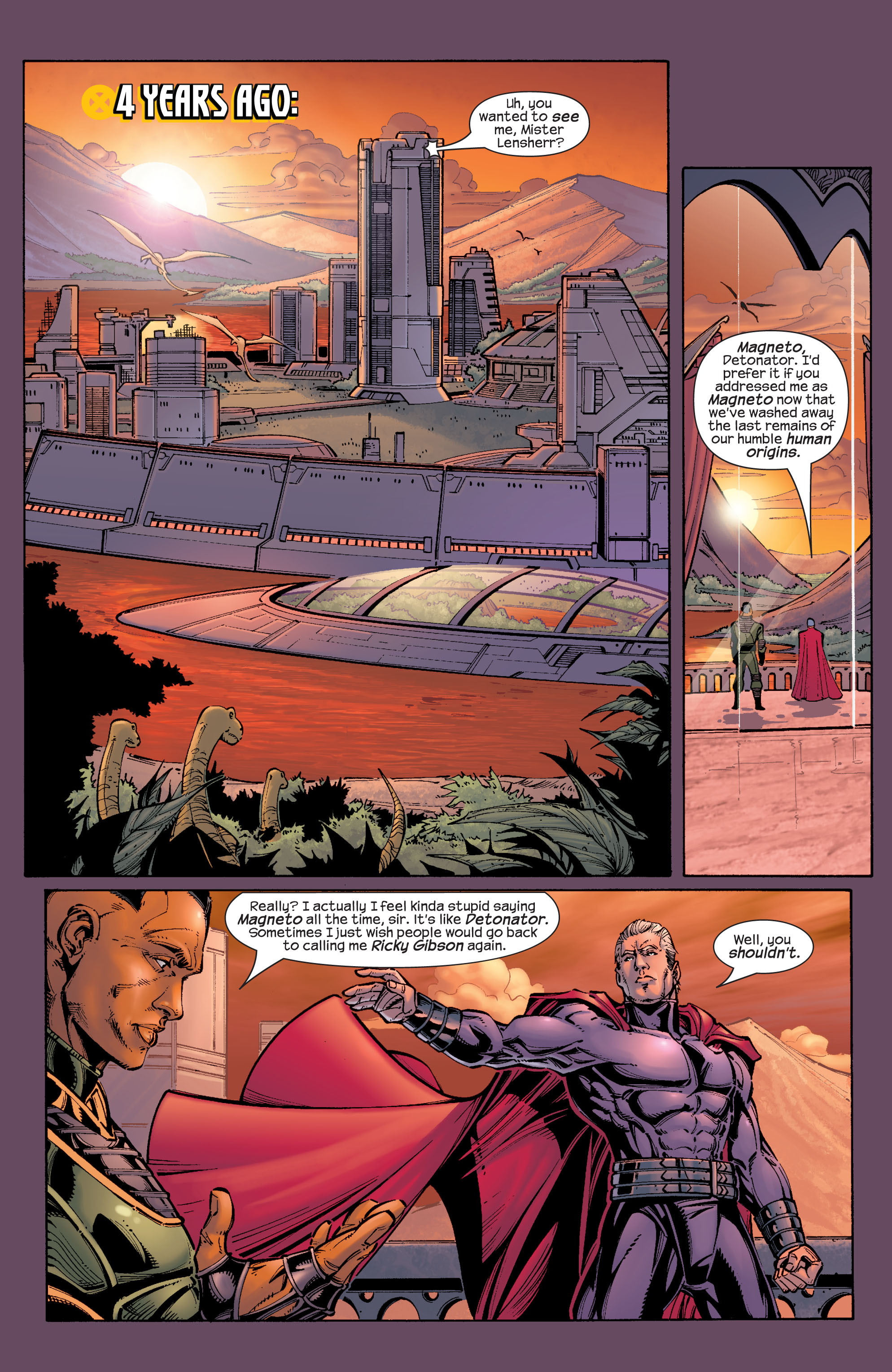 Read online Ultimate X-Men comic -  Issue #26 - 14