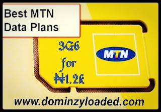 How To Get 3Gb Data For ₦1 2k On MTN - DominzyLoaded Tech