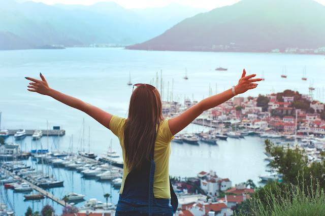 Viajar es la mejor cura para un corazón roto