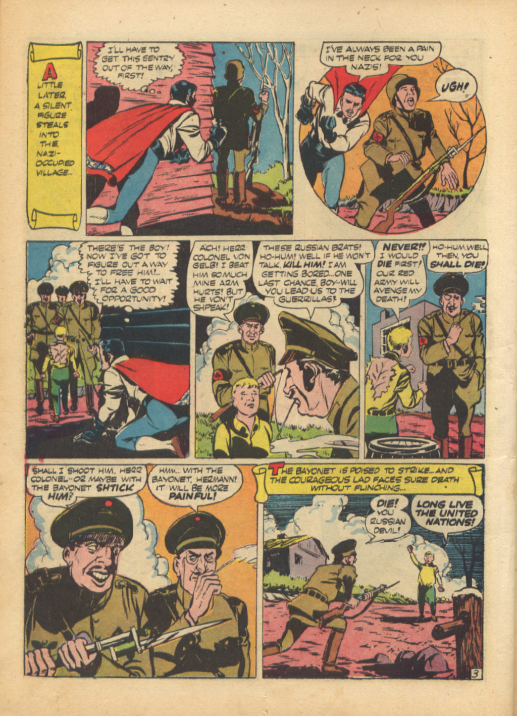 Read online Action Comics (1938) comic -  Issue #64 - 43