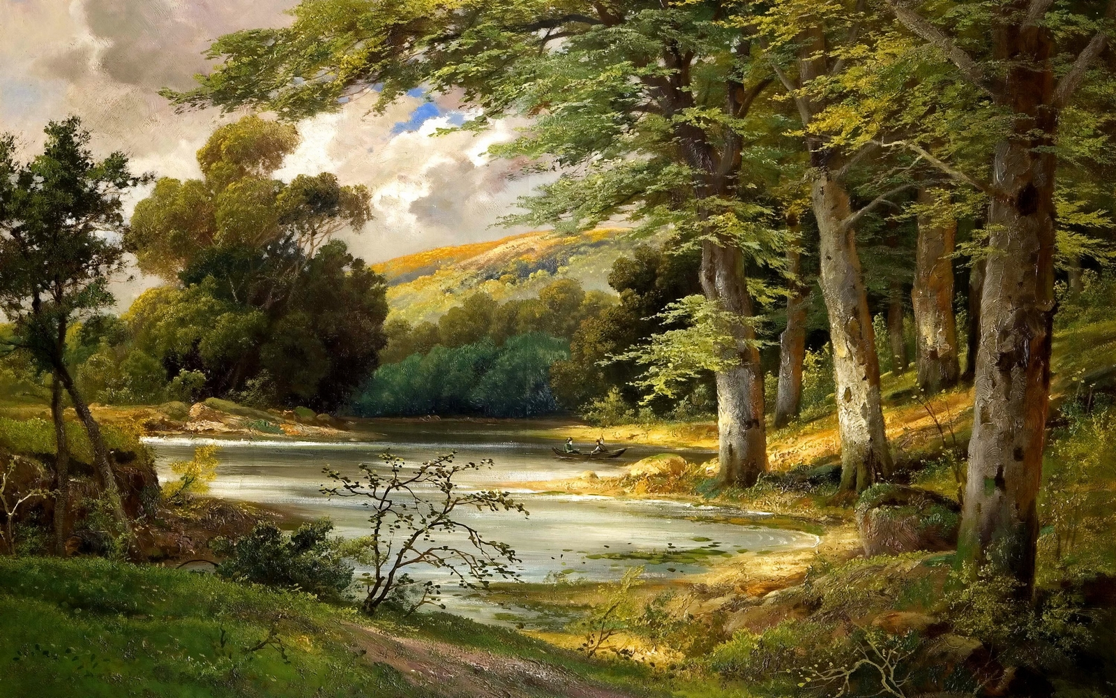 romanticisms effect on landscape art Romanticism was an artistic and intellectual movement in the history of ideas that originated in late 18th century western europeromanticism is also noted for its elevation of the achievements of what it perceived as heroic individuals and artists.