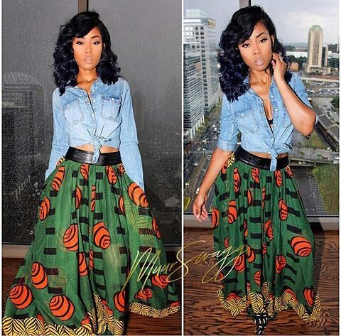 ankara styles for females, ankara shirt, ankara blouse, ankara peplum, ankara off showders, ankara style for girls, ankara style inspiration for ladies, dope ankara style inspiration for females volume 6, ilookdope, ilookdope.com, african fashion style, agrican nigerian fashion blog