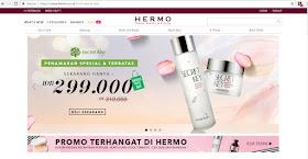 Brand skincare korea murah