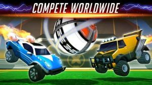 Game Rocketball Champions Cup Apk