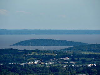 Ilha Francisco Manoel: ponto de maior profundidade do Lago Guaíba