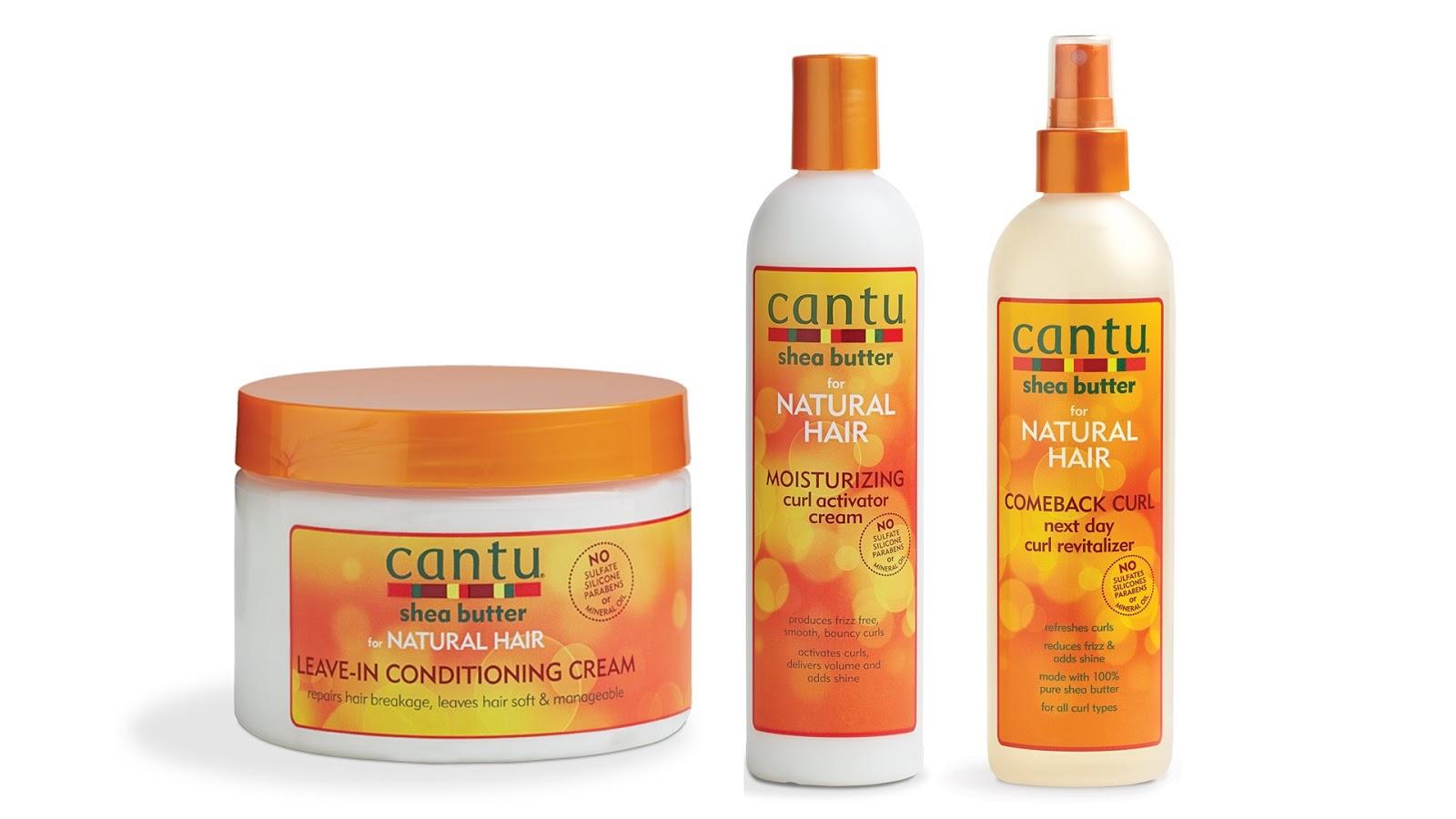 Cantu Beauty Natural Hair Products Byobeautiful