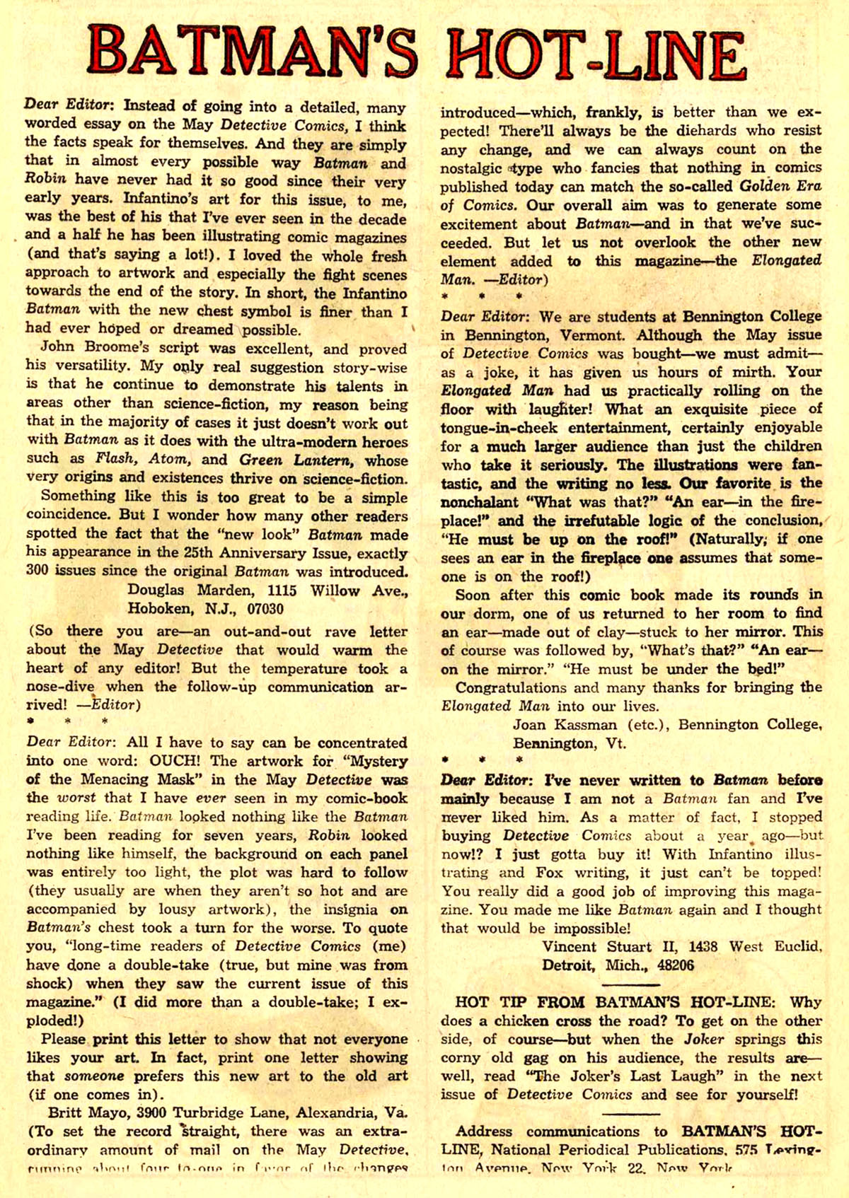 Detective Comics (1937) 331 Page 31