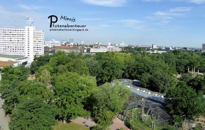 Blick auf den Berliner Zoo