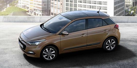 2015 Hyundai i20 Resimleri