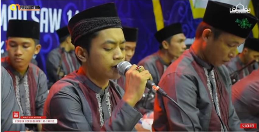 "Lirik ""Ampunilah Aku"" Versi Majelis Pemuda Bersholawat At Taufiq"