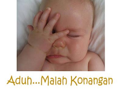 foto meme bayi lucu untuk dp bbm