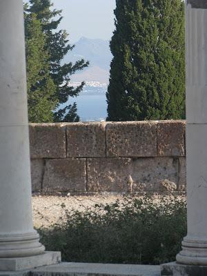 Asclepeion Kos Greece